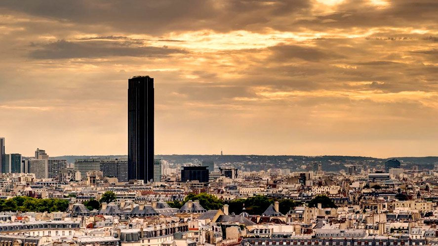 Paris - La Tour Montparnasse